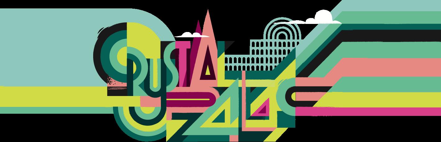 Crystal Palace Underground Festival Illustration